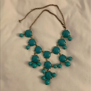 Jewelry - Blue Bubble Necklace